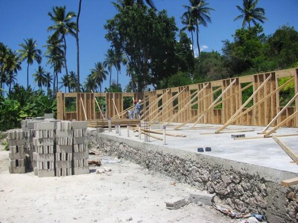 House Construction 001