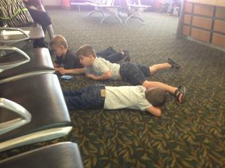 Lexington airport
