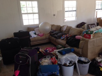 Moving is no fun