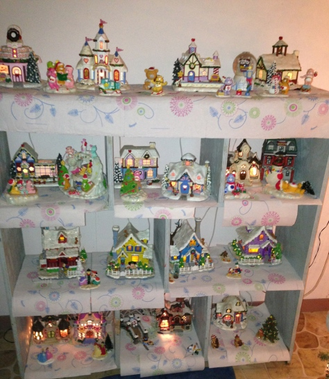 Christmas Village...
