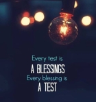 every-blessing-is-a-test