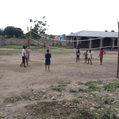 Volleyball time