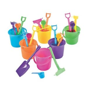 buckets for orphans